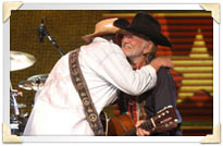 Willie nelson and neil young 2003