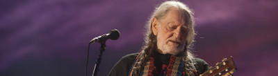 Willie Nelson at Farm Aid 2014