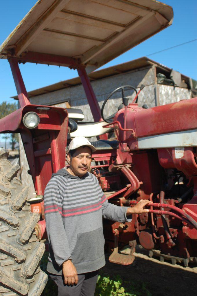 Luis Silva ALBA Farmer