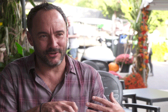 Dave Matthews talks about Farm Aid's HOMEGROWN Concessions®