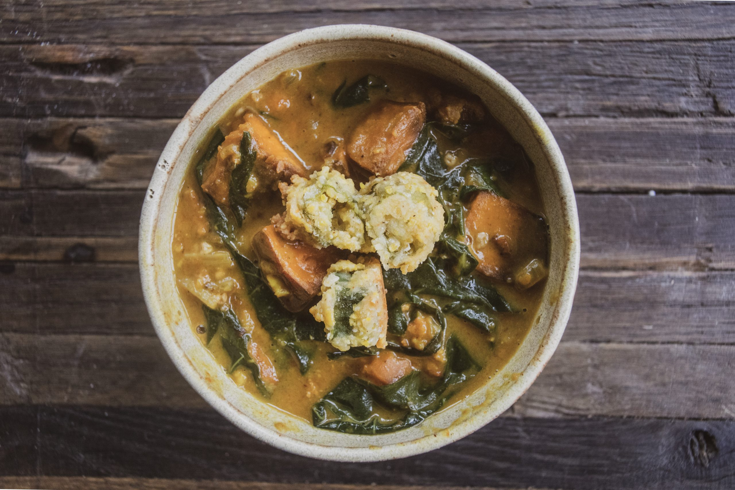 Meet Me At The Table And A Recipe For Peanut Okra Stew