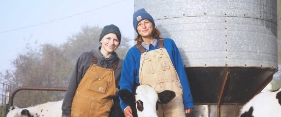Shae Pesek & Anna Hankins Are Bringing Good Food and Flowers to Their Rural Iowa Community